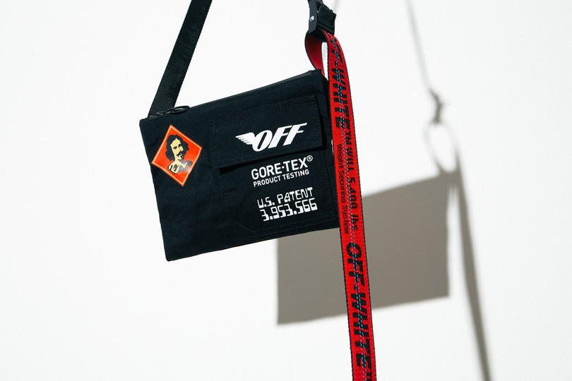 Back in Stock: Off-White™ GORE-TEX Crossbody Bag