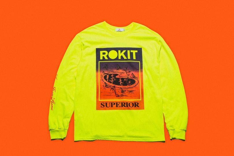 New Deliveries: ROKIT