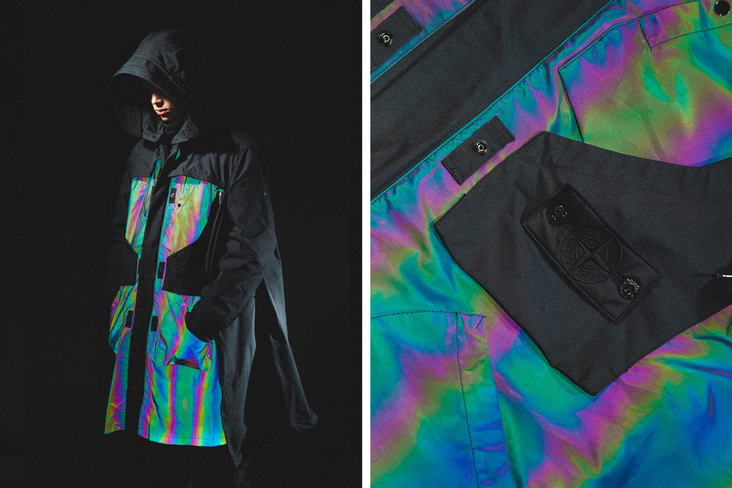 "Stone Island Shadow Project ""70406"" Parka"