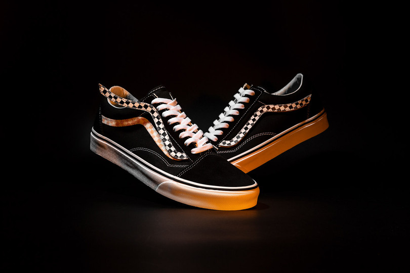 "New Arrivals: Vans Old Skool ""Sidestripe V"""