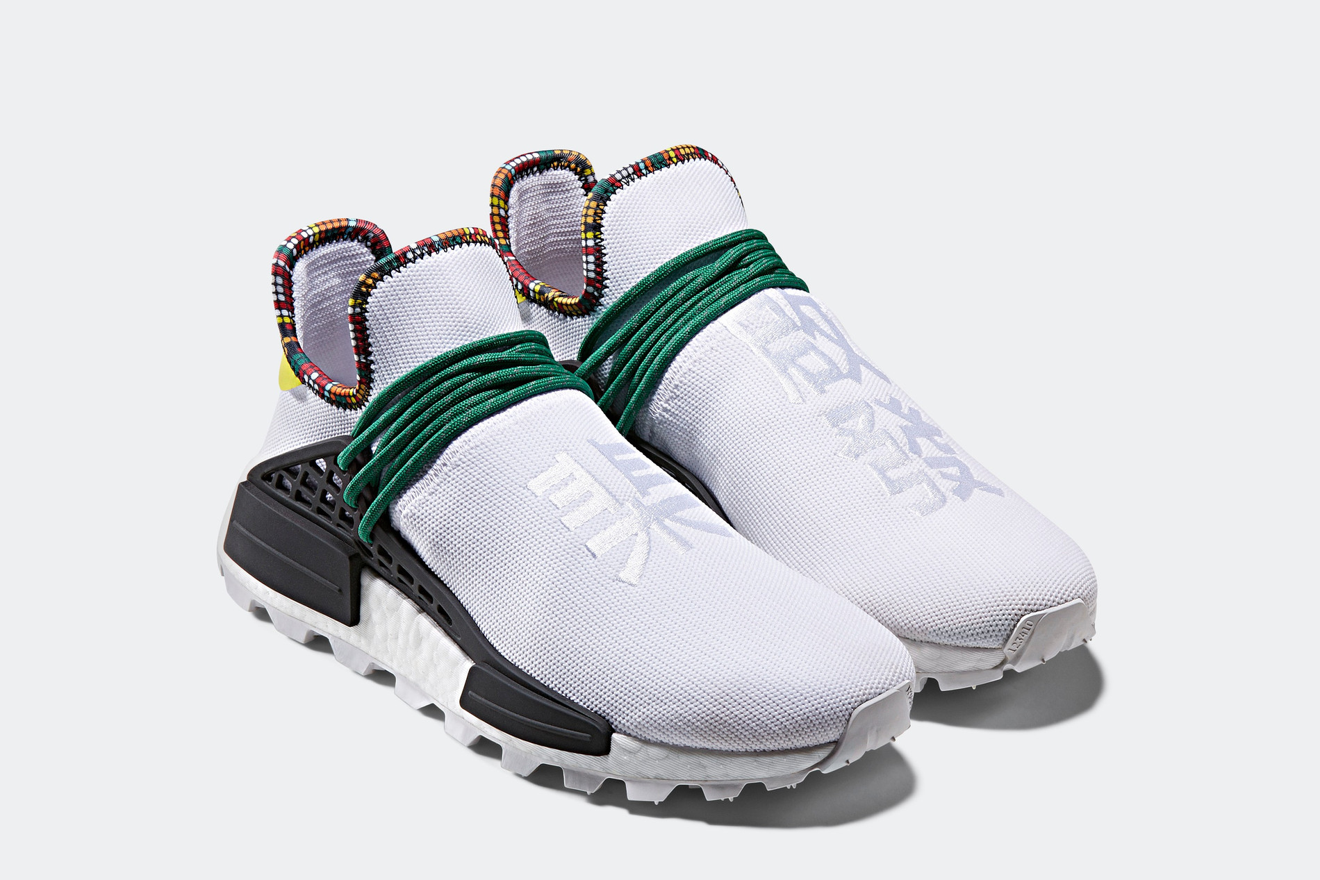 adidas Originals by Pharrell Williams SOLARHU Capsule Collection