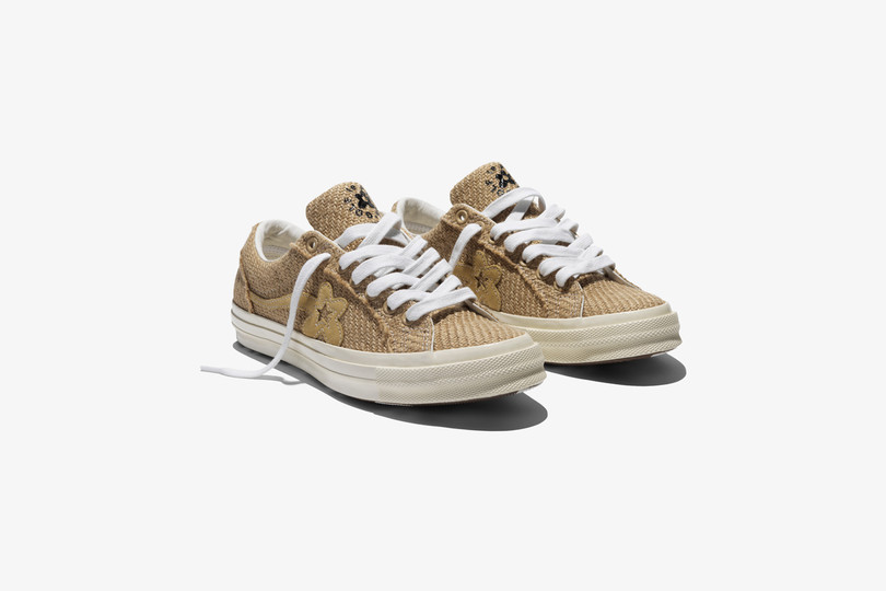 "Coming Soon: GOLF le FLEUR* x Converse ""Burlap"" Pack"