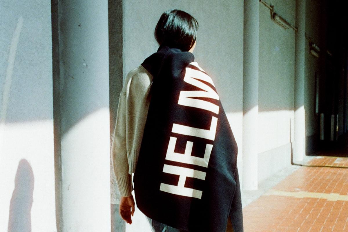 Helmut Lang 2019初春系列新品上架