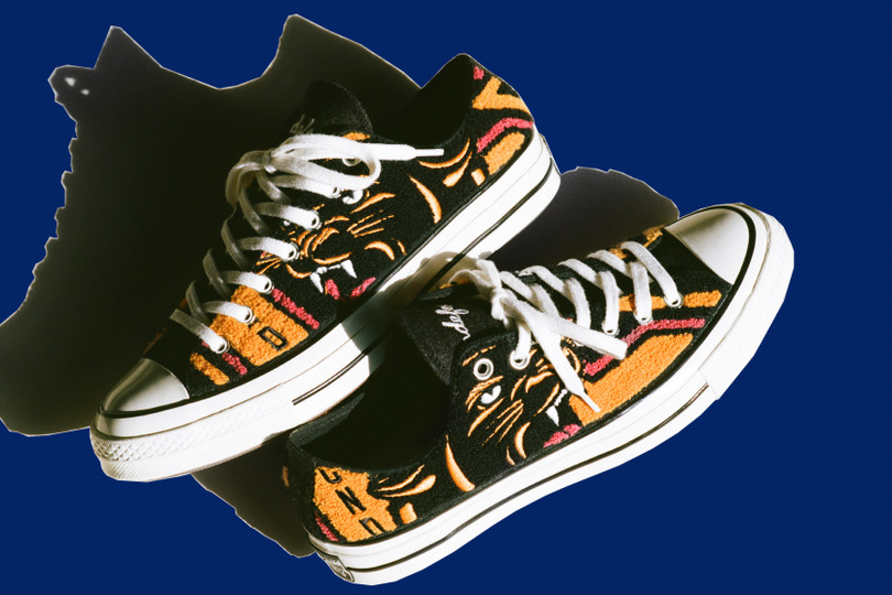 Coming Soon: Converse x UNDEFEATED Chuck '70 Ox