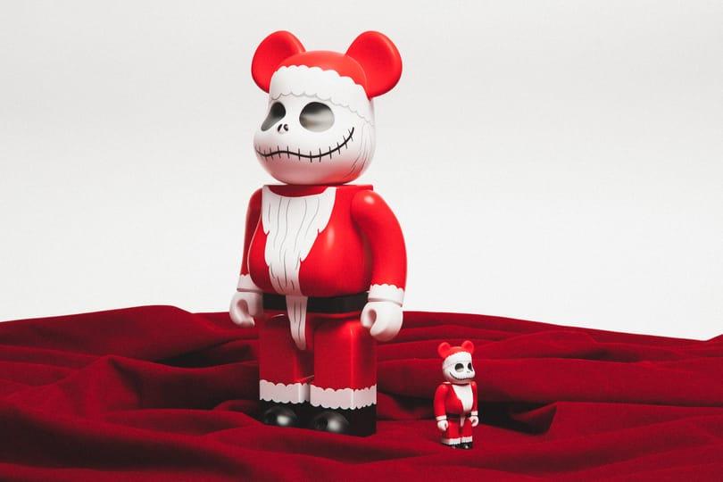Gift Shop: Medicom Toy Be@rbrick Santa Jack
