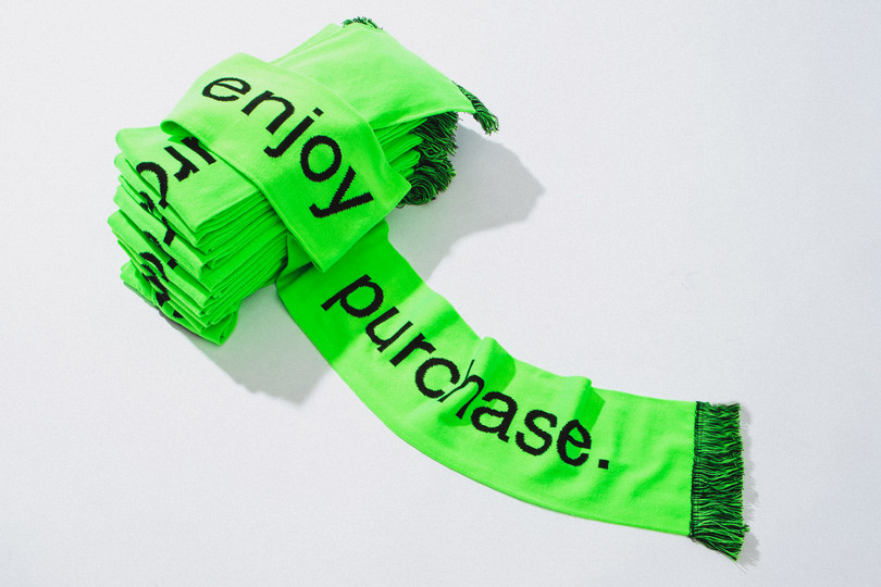 Limited Time Only: F.A.M.T. Holiday Scarf Giveaway