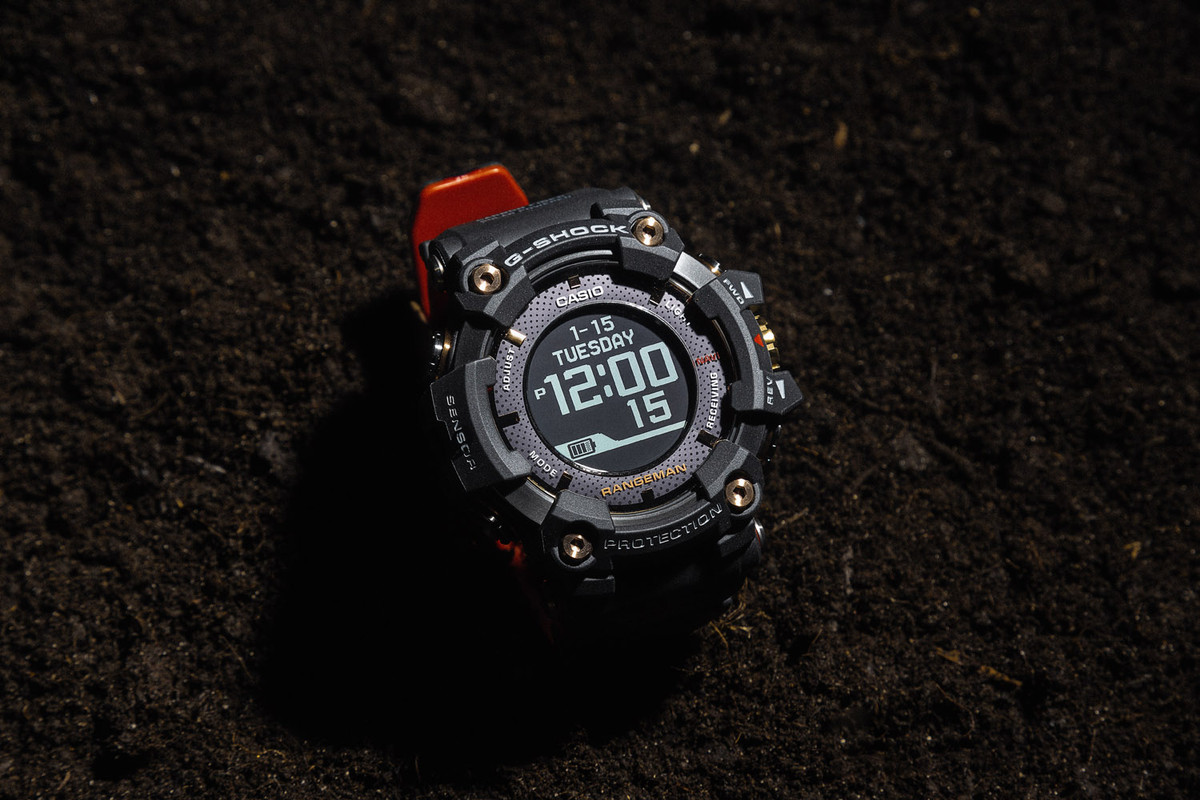 New Arrivals: CASIO G-SHOCK Magma Ocean 35th Anniversary Collection