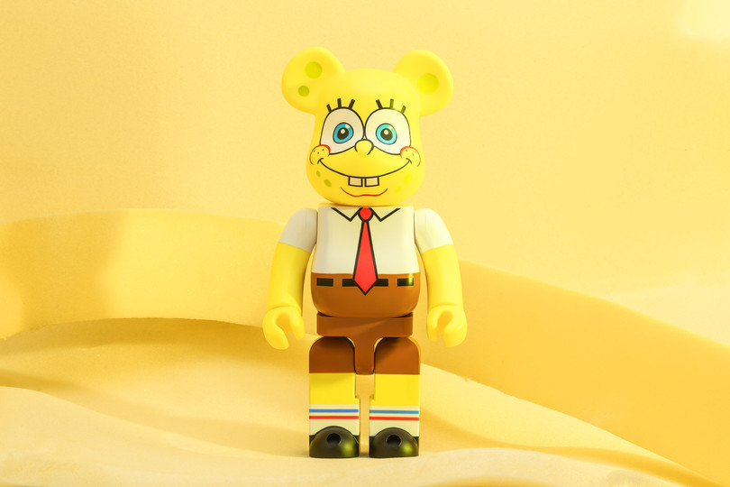 New Arrivals: Medicom Toy Be@rbrick Spongebob