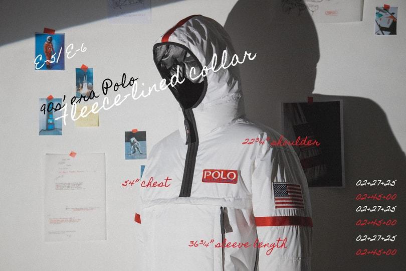 從過去到現在: 全新 Polo 11加熱羽絨外套