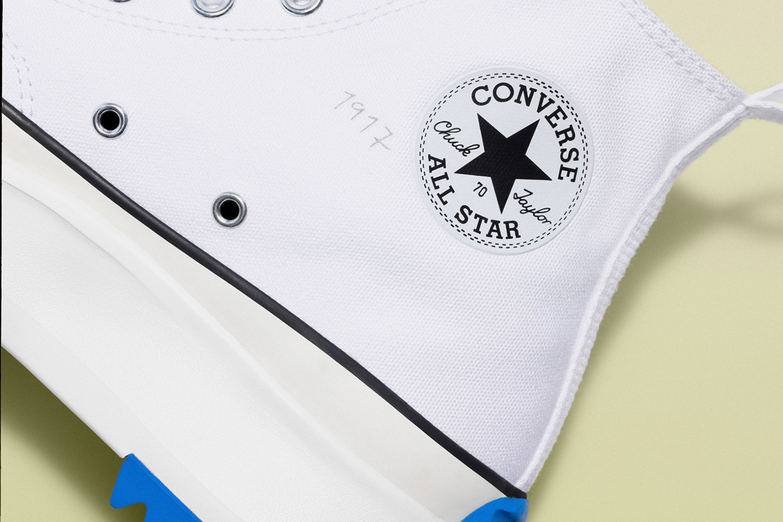 "JW Anderson x Converse Run Star Hike ""White"""