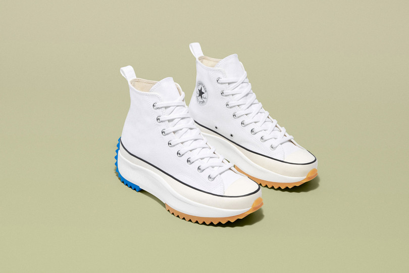 "Coming Soon: JW Anderson x Converse Run Star Hike ""White"""