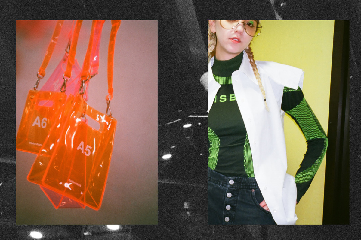 2019 Spring/Summer Neon Signs Editorial
