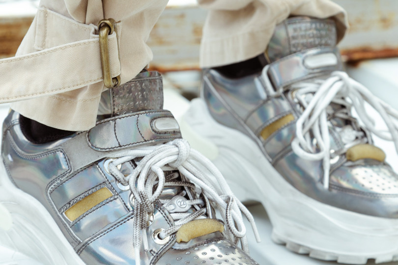 焦點介紹 (女裝):奢侈品牌球鞋