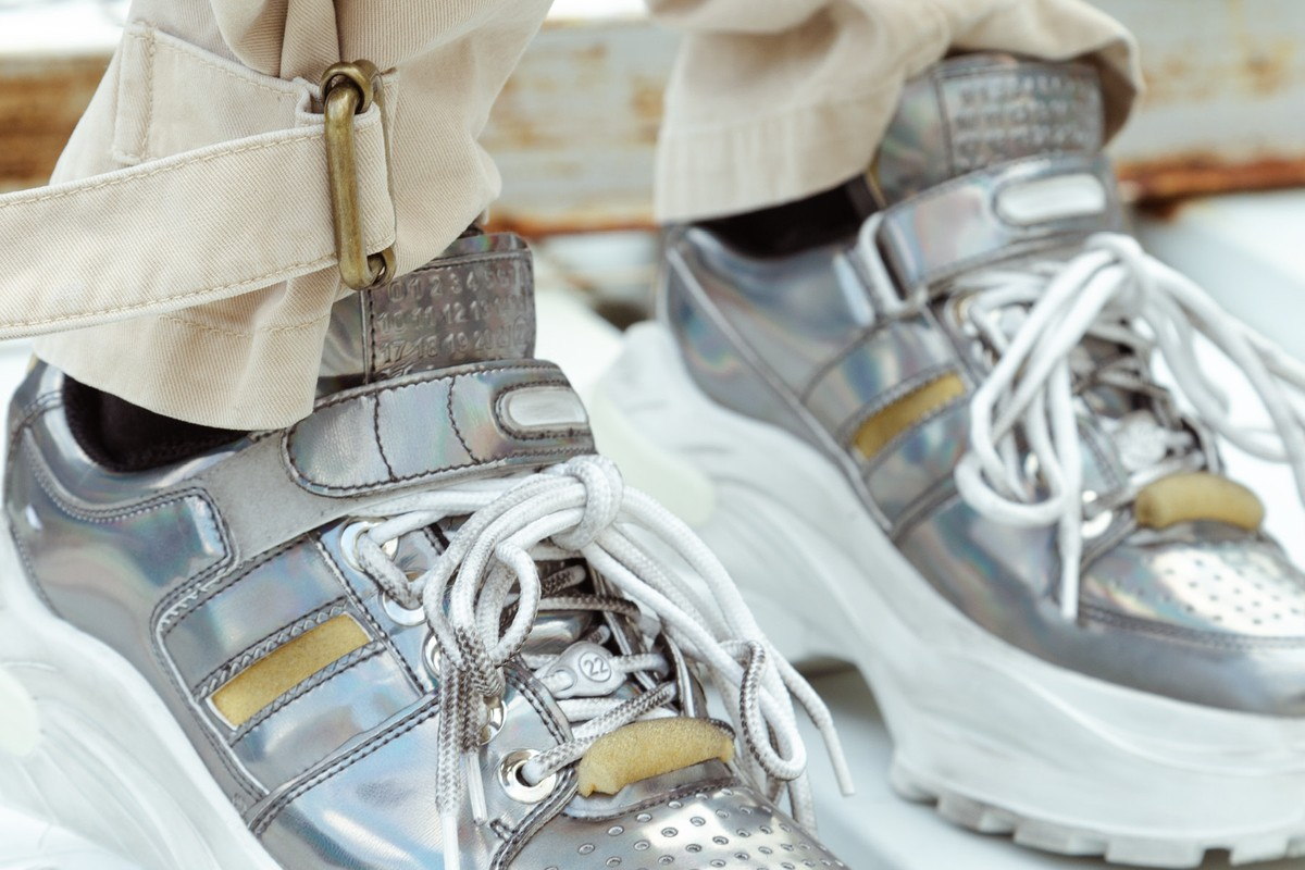 焦点介绍 (女装):奢侈品牌球鞋