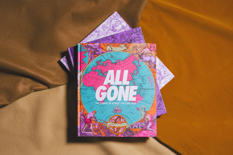 """New Arrivals: ALL GONE 2018 """"The World Is Yovrs"""""""