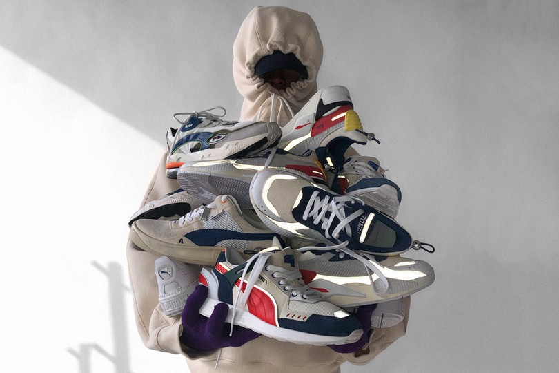 Coming Soon: ADER error x Puma RS-1 & CELL VENOM Sneakers