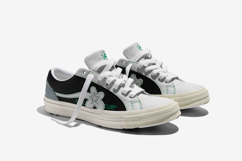 Coming Soon: Converse x GOLF le FLEUR* Low Top