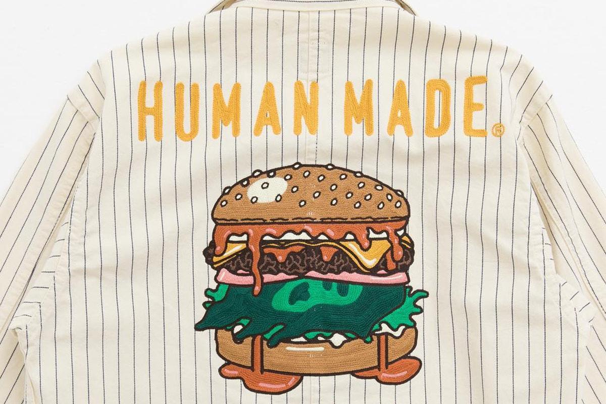 新品上架:HUMAN MADE 2019春夏系列