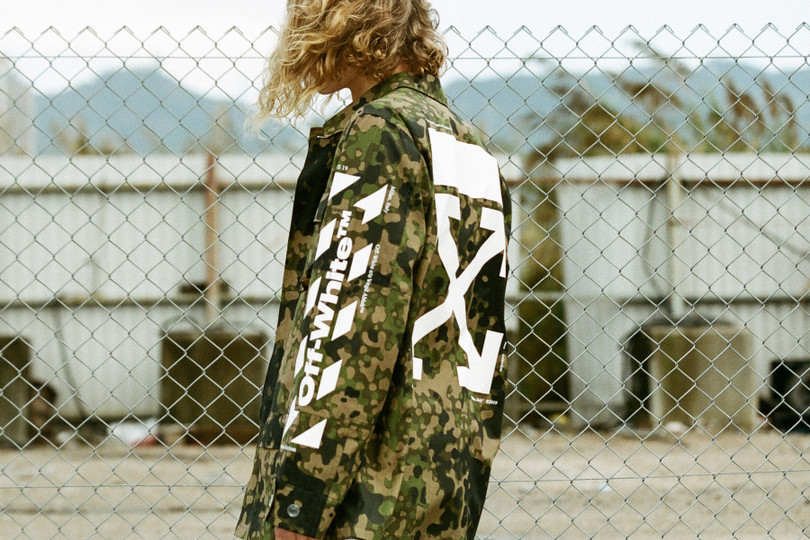 "New Arrivals: Off-White™ Spring/Summer 2019 ""Jim Stark"" Collection"