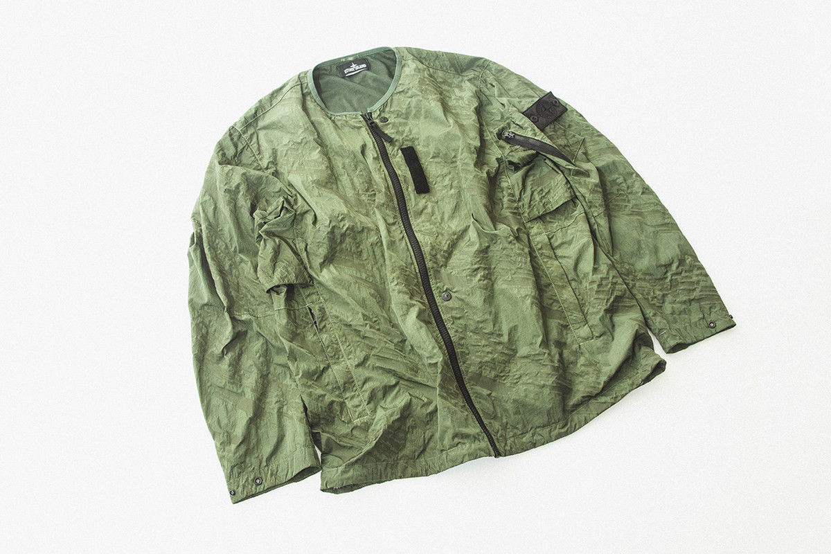 New Arrivals: Stone Island Spring/Summer 2019 Collection