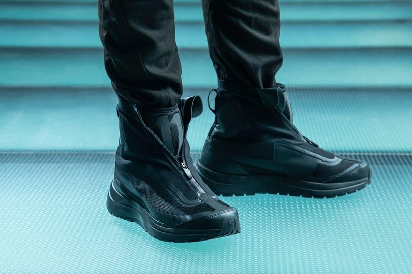 Highlights: 11 by Boris Bidjan Saberi Salomon Bamba 2 Sneakers