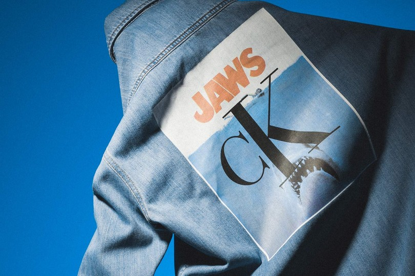 New Arrivals: Calvin Klein 205W29NYC JAWS Capsule