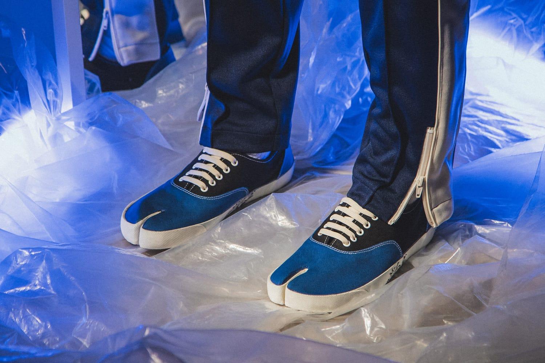 New Arrivals: Maison Margiela Tabi Sneakers