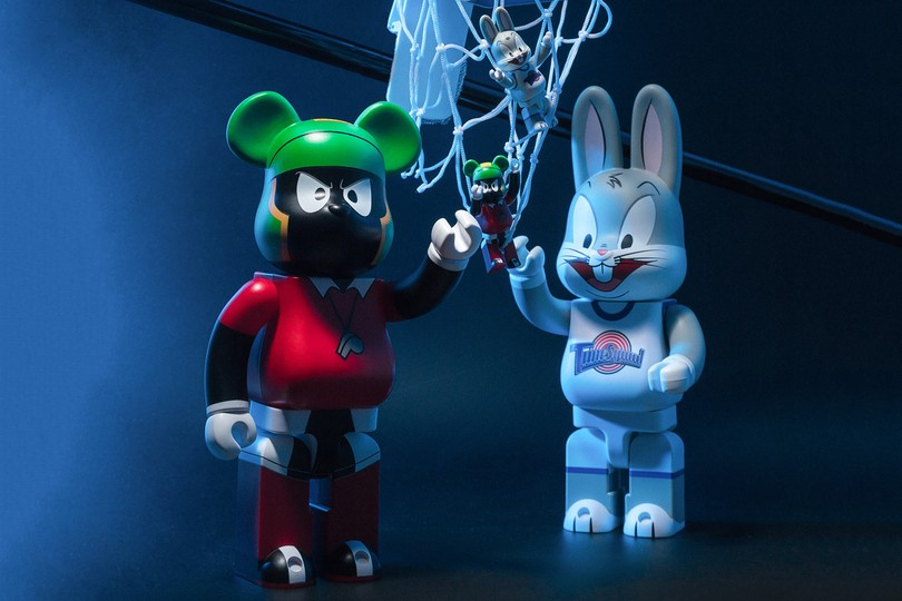 New Arrivals: Medicom Toy Be@rbrick Space Jam Pack