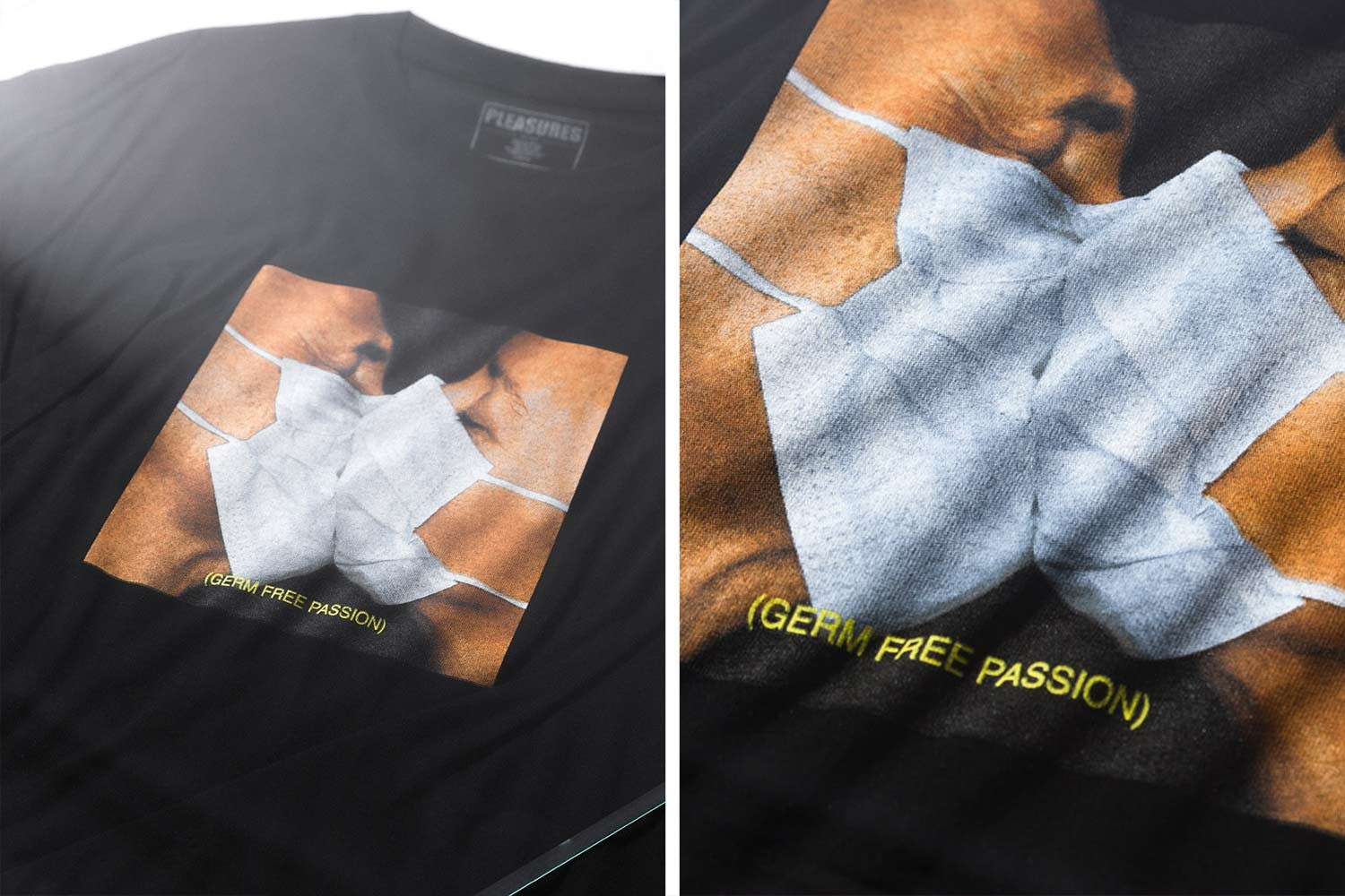 """PLEASURES SS19 """"Love Is Not Enough"""" Collection"""