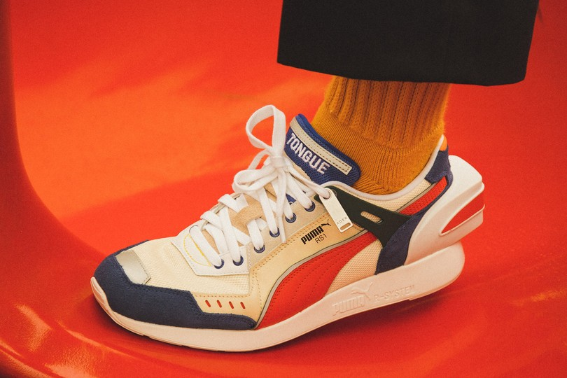 Special Release: ADER error x Puma RS-1 & CELL VENOM Sneakers