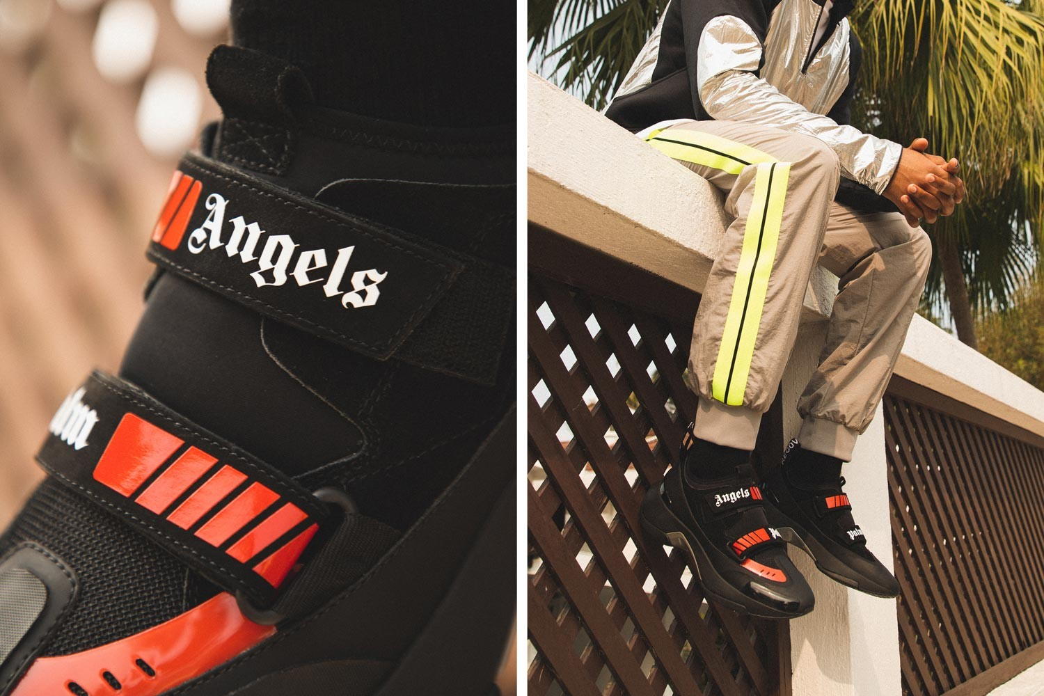 New Arrivals: Palm Angels Recovery Sneakers