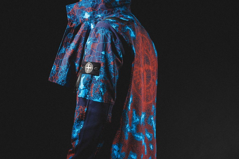 Special Release: Stone Island Printed Heat Reactive Capsule