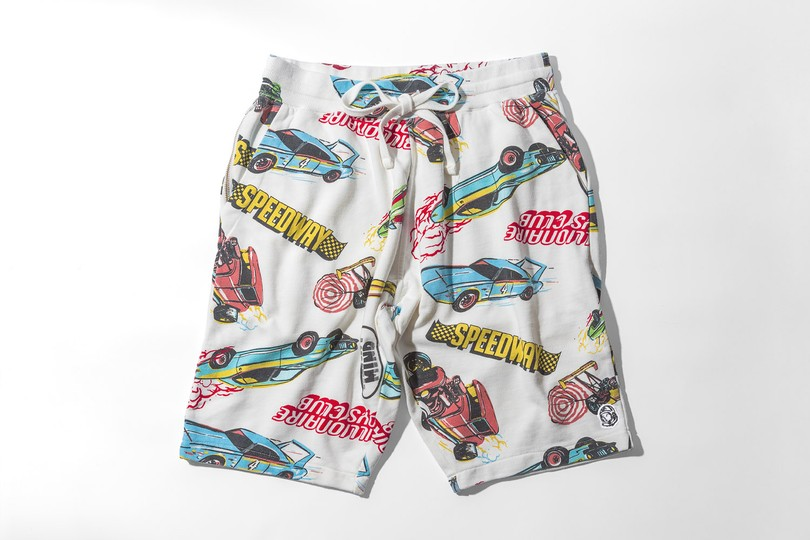 Highlights: Billionaire Boys Club Motorways Shorts