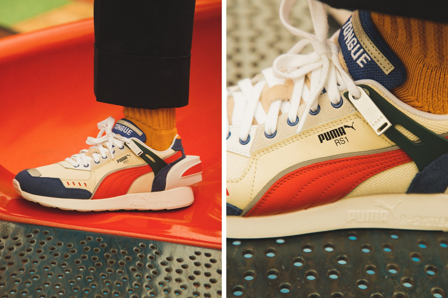 ADER error x Puma RS-1 & CELL VENOM Sneakers