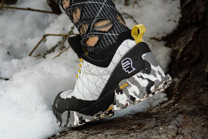 Special Release: Brain Dead x ROA Oblique Sneaker