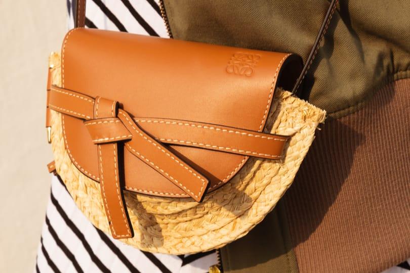 New Arrivals: LOEWE Mini Gate Bag