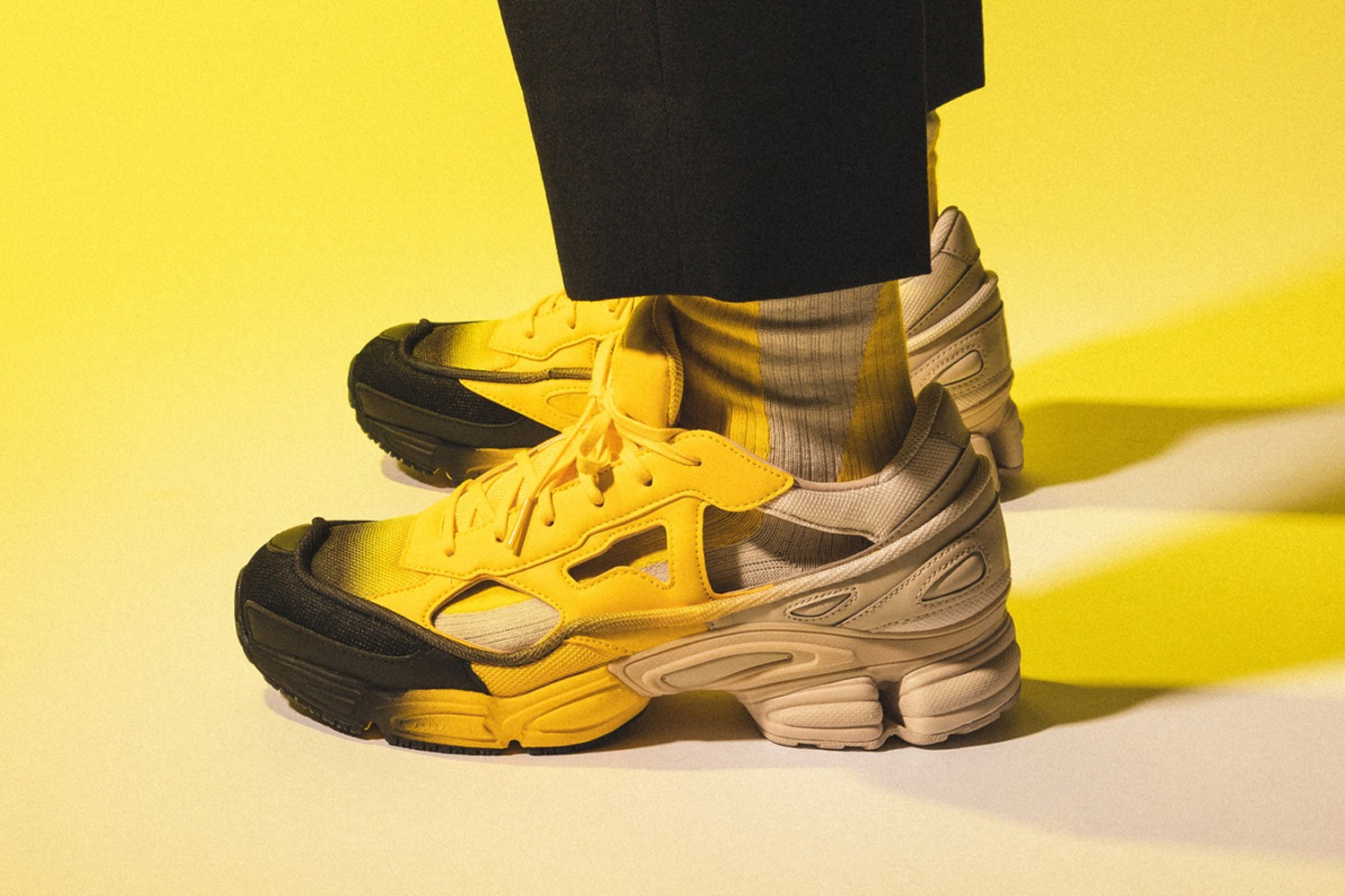 sports shoes 975fd 7efa3 Special Release: adidas by Raf Simons Replicant Ozweego ...