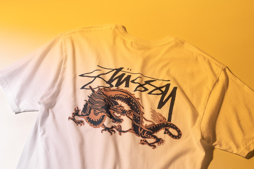 Highlights: Stussy Dynasty T-shirt