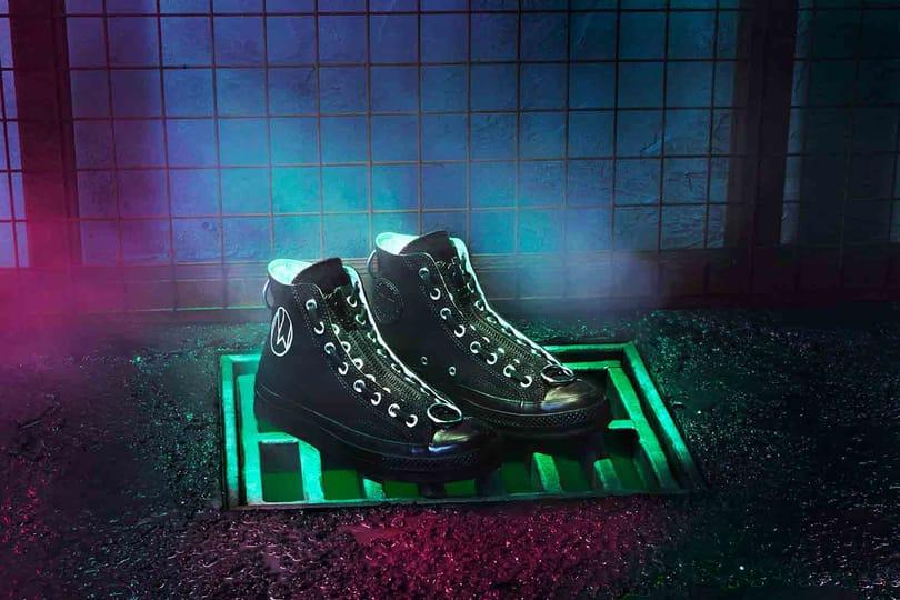 Coming Soon: Converse x UNDERCOVER Chuck 70 Hi