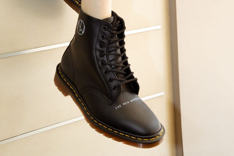 "Special Release: UNDERCOVER x Dr. Martens ""The New Warriors"" Collection"