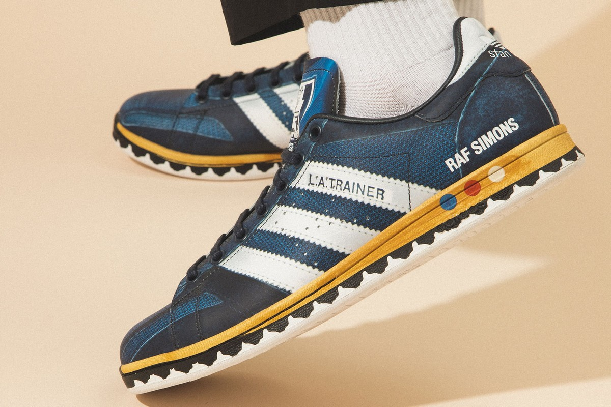 """Special Release: adidas by Raf Simons RS Stan """"Trompe-L'œil"""" Pack"""