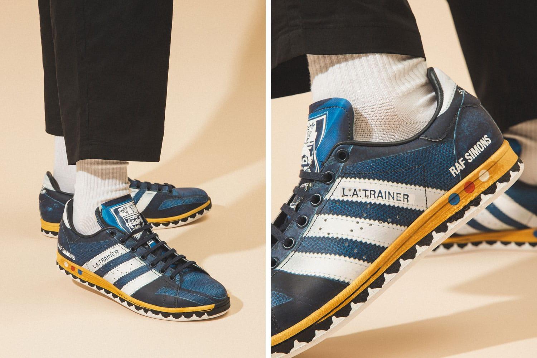 adidas la trainer raf simons - OFF79