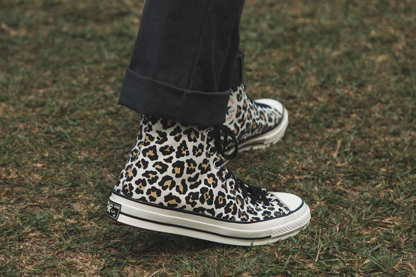 New Deliveries: Converse Chuck 70 Print High Tops