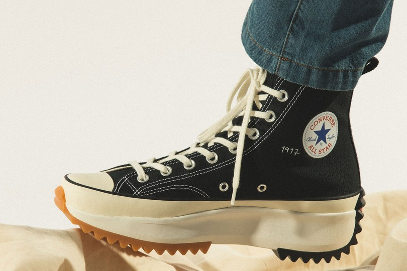Special Release: Converse x JW Anderson Run Star Hike