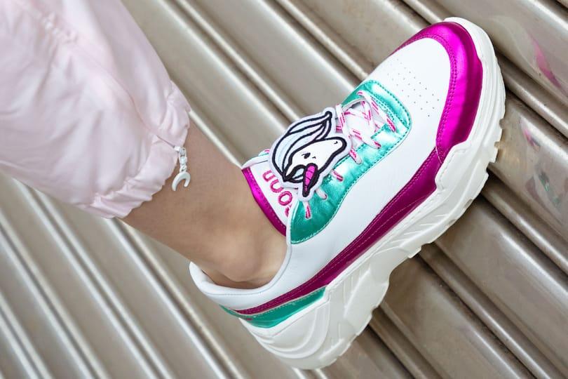 Special Release: Irene Kim x Joshua Sanders Zenith Sneaker
