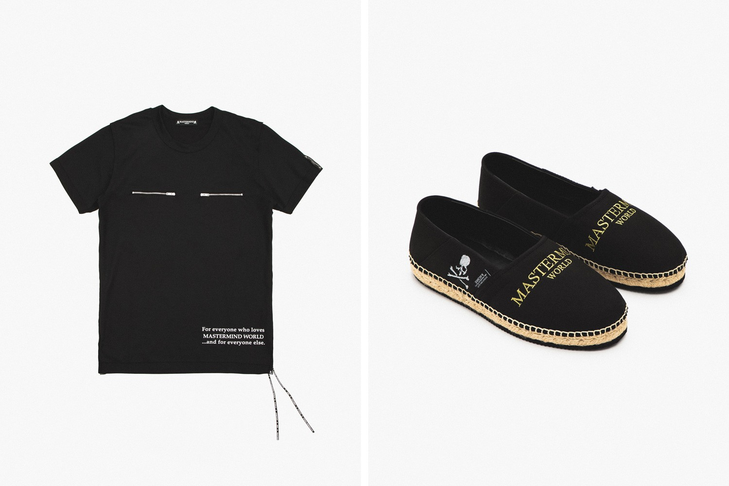 mastermind WORLD Spring/Summer 19 Collection