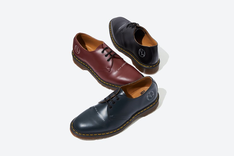 """Coming Soon: UNDERCOVER x Dr. Martens """"The New Warriors"""" Collection"""