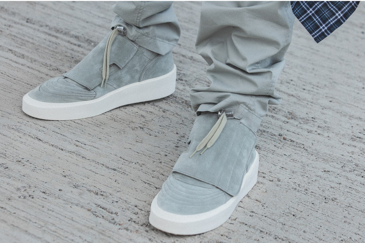 New Deliveries: Fear of God Spring/Summer 2019 Footwear