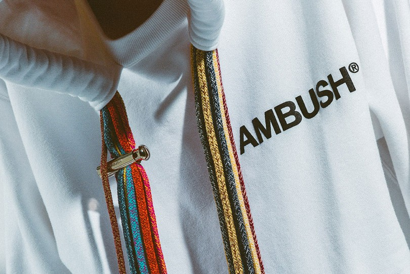 Highlights: Ambush Multi Cord Hoodie