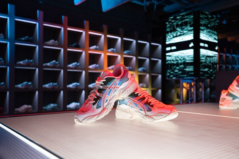 "ASICS x HBX ""GEL-KAYANO 5 OG"" Launch Event"